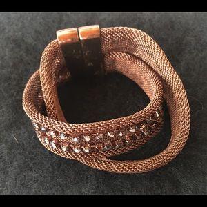 Jewelry - Mesh metal bracelet